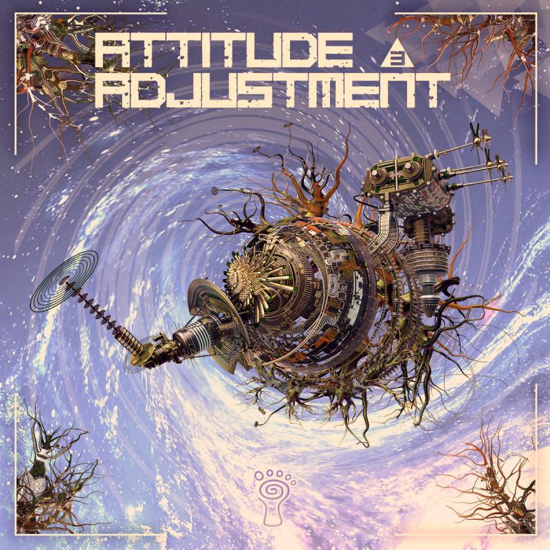 Parvati Records - VARIOUS ARTISTS - Attitude Adjustment 3