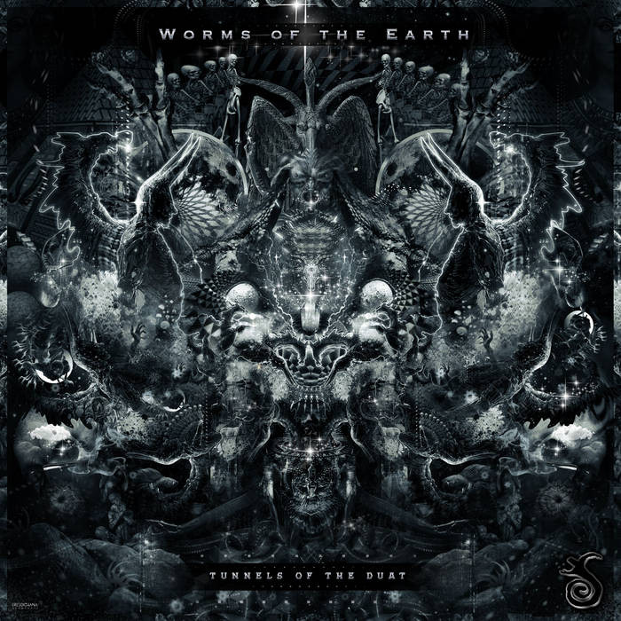 Samaa Records - WORMS OF THE EARTH - Tunnels of the Duat