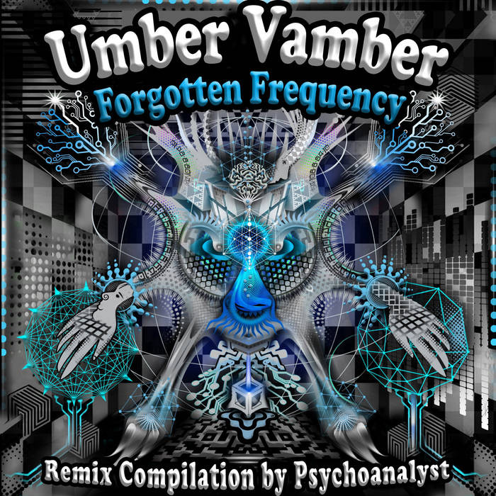 Multifrequency Records - .Various - Umber Vamber - Forgotten Frequency