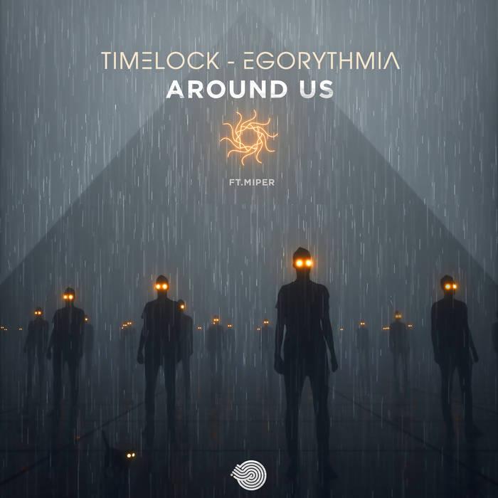 Iboga Records - TIMELOCK, EGORYTHMIA - Around Us