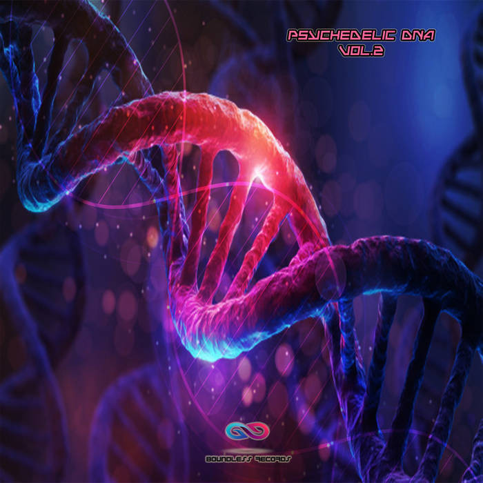 Boundless Music - .Various - Psychedelic DNA Vol.2
