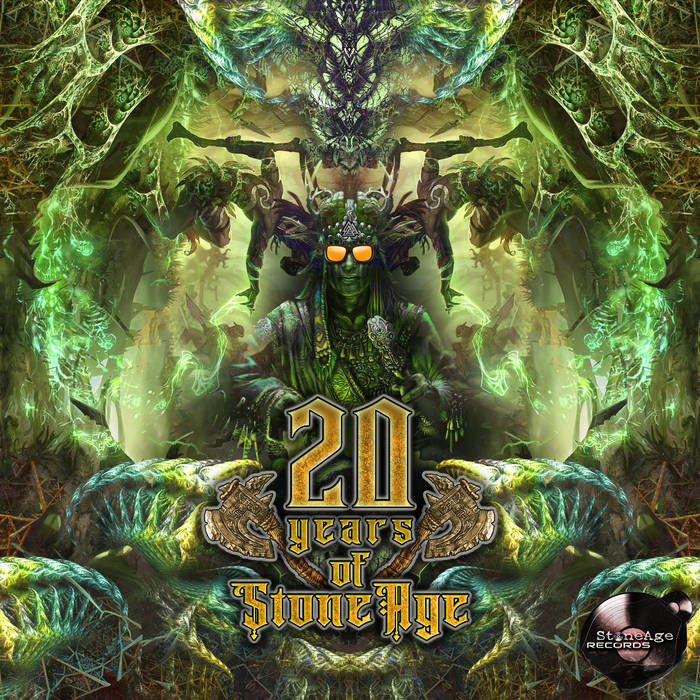 Stone Age Records - .Various - 20 Years of StoneAge