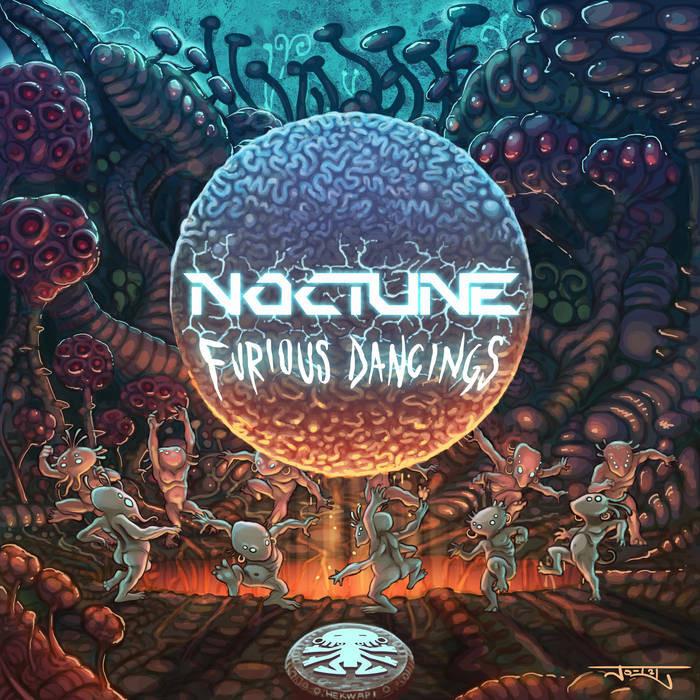 hekwapi records - NOCTUNE - Furious Dancings
