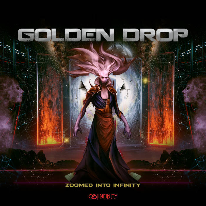 Infinity Tunes Records - GOLDEN DROP - Zoomed Into Infinity