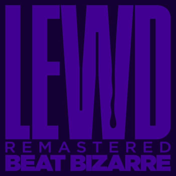 Iboga Records - BEAT BIZARRE - Lewd (Remastered)