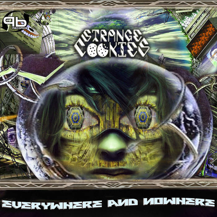 Plan B Records - STRANGE COOKIES - Everywhere & Nowhere