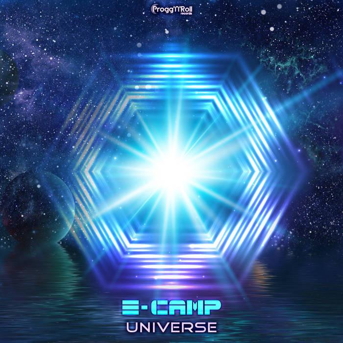 ProggNRoll Records - E-CAMP - Universe