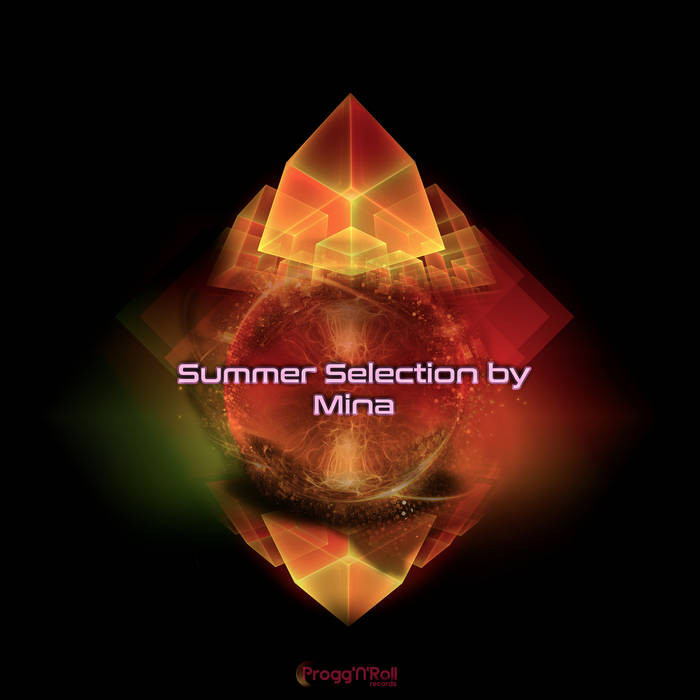 ProggNRoll Records - .Various - Summer Collection By Mina