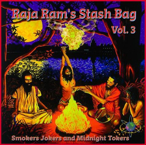 Tip World - .Various - Raja Rams Stash Bag vol. 3