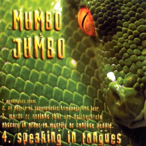 Turbo Trance Records - MUMBO JUMBO - Speaking in tongues