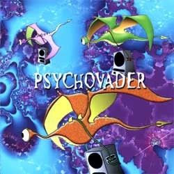 Apoxina Records - .Various - psychovader