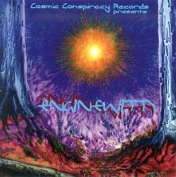 Cosmic Conspiracy Records - .Various - enginewitty