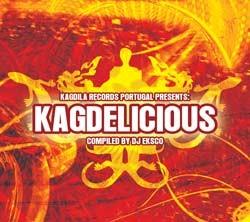 Kagdila Records - .Various - Kagdelicious (compiled by DJ Eksco)
