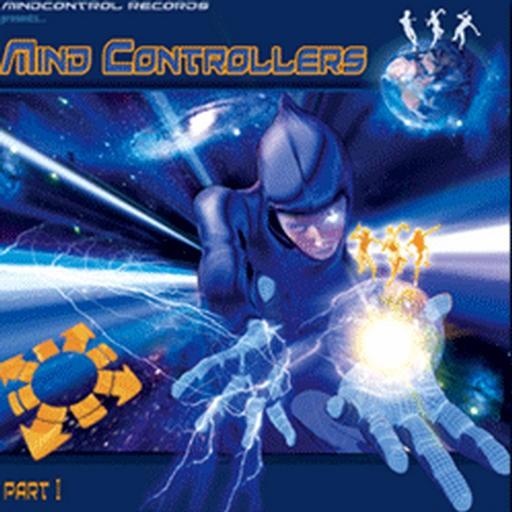 Mind Control Records - .Various - Mindcontrollers Part 1