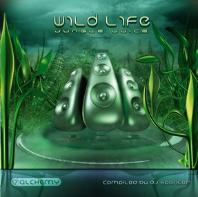 Alchemy Records - .Various - Wild life - jungle juice