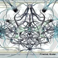 BooM! Records - FRACTAL GLIDER - digital mandala