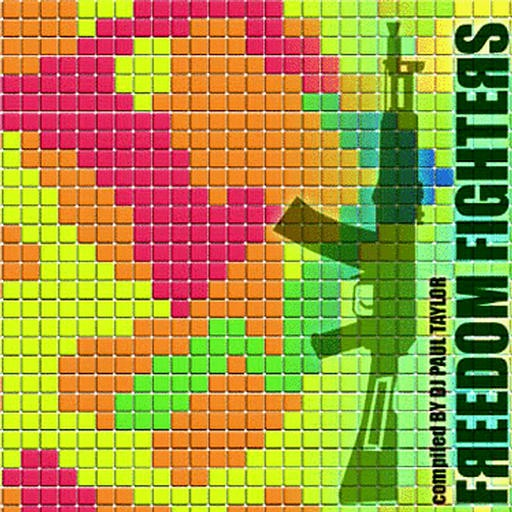 Crystal Matrix Records - .Various - Freedom Fighters