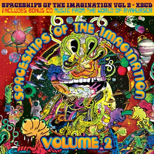 Tip World - .Various - Spaceships Of The Imagination Vol 2