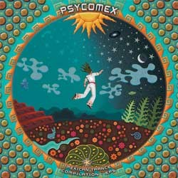 AP Records - .Various - psycomex ep part 5