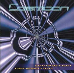 BooM! Records - COSMOON - Damnation Generation