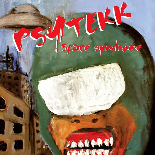 Usta Records - PSYTEKK - Space Syndrome