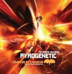Psytropic Records - .Various - Pyrogenetic