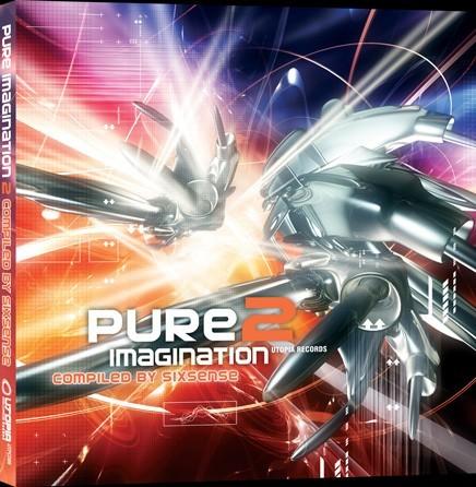 Utopia Records - .Various - Pure imagination vol.2