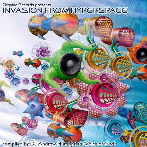 Organic Records - .Various - Invasion From Hyperspace