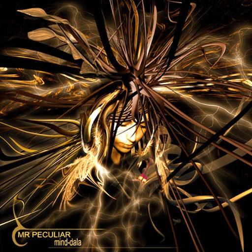 Sonic Dragon Records - MR. PECULIAR - Mind - Dala