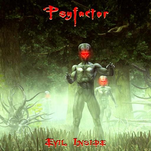 Trishula Records - PSYFACTOR - Evil Inside