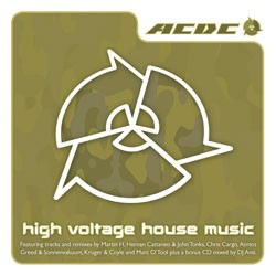 Acdc Records - .Various - high voltage house music