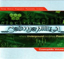 Cosmophilia Recordings - .Various - cosmophilia vol.3