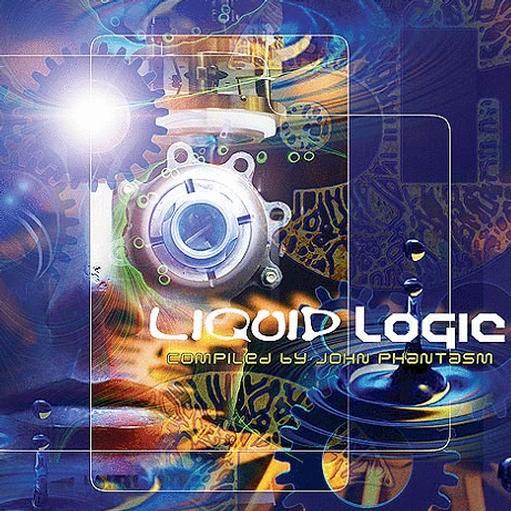 Phantasm Records - .Various - Liquid Logic