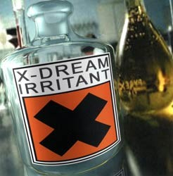 D.Drum - X-DREAM - irritant