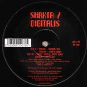 Dragonfly Records - SHAKTA & DIGITALIS - Amazon / Too Close