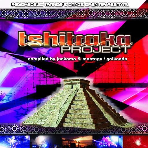 Sinn-Tech Recordings - .Various - Tshitraka Project 2005
