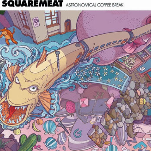 Exogenic Records - SQUAREMEAT - Astronomical Coffee Break