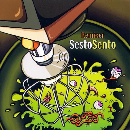Com.pact Records - SESTO SENTO - Remixer