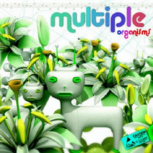 Nice Dream Music - .Various - Multiple Organisms