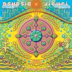 AP Records - PSYPSIQ JICURI - a rain of hope in the galaxy