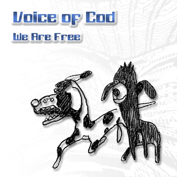 Organic Records - VOICE OF COD - we are free