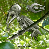 HOMmega Productions - X-NOISE - mental notes