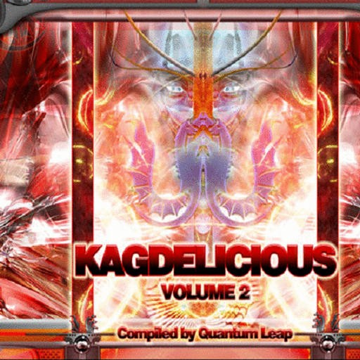 Kagdila Records - .Various - Kagdelicious volume 2