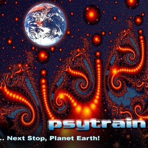 Ov-Silence Recordings - PSYTRAIN - Next stop,Planet Earth!