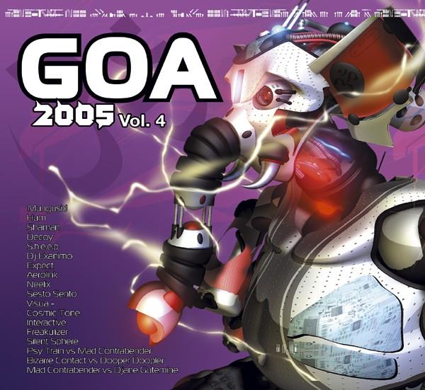 Yellow Sunshine Explosion - .Various - Goa 2005 vol.4