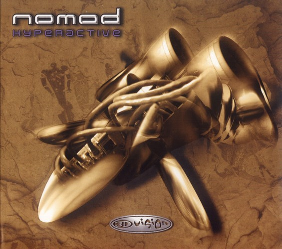 3D Vision - NOMAD - Hyperactive