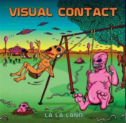 Com.pact Records - VISUAL CONTACT - La la land