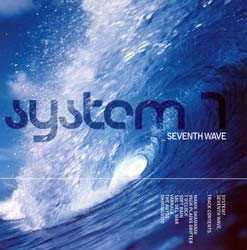 A-wave Records - SYSTEM 7 - seventh wave