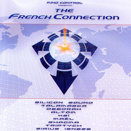 Mind Control Records - .Various - The French Connection