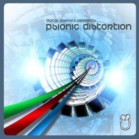 Digital Psionics Records - .Various - Psionic Distortion